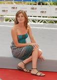 Vittoria Puccini al Giffoni Film Festival 2011 Immagine Stock