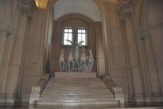 Vittoriale dans le venezia de place à Rome en septembre Images libres de droits