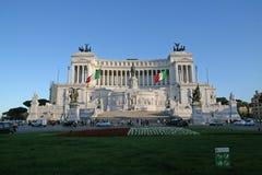 Vittoriale monument Stock Photo