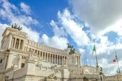Vittoriano à Rome Images libres de droits
