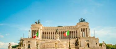Vittoriano conmemorativo, Roma foto de archivo
