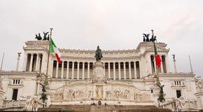 Vittoriano o altare della patria Immagine Stock Libera da Diritti