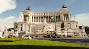 Vittoriano Palace Stock Image
