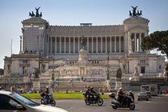 Vittoriano, Piazza Venezia, Roma Stock Image