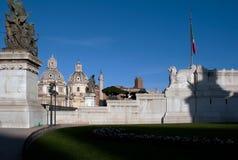 Vittoriano Roma Fotos de archivo