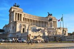 Vittoriano Roma fotografía de archivo
