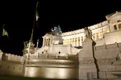 Vittoriano in Rome Stock Image