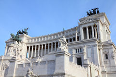 Vittoriano, Rome Royalty Free Stock Photo