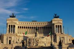Vittoriano in Rome Royalty Free Stock Photo