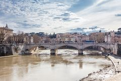 Vittorio Bridge Stock Foto
