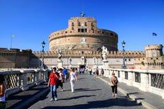 Vittorio Emanuele Bridge royalty free stock images