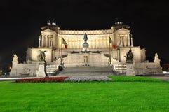 Vittorio Emanuele Denkmal stockfotos
