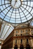 Vittorio Emanuele gallery Royalty Free Stock Photos
