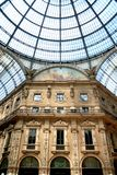 Vittorio Emanuele gallery Royalty Free Stock Images