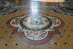 Vittorio Emanuele Gallery of MIlan Royalty Free Stock Image