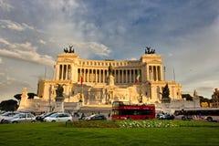 Vittorio Emanuele II Monument Royalty Free Stock Image
