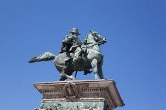 Vittorio Emanuele monument Stock Image