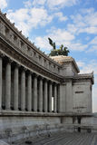 Vittorio Emanuele in Rome, Italy Royalty Free Stock Photos