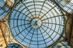 Vittorio Emanueles gallery royalty free stock photo