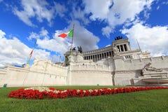 Vittorio Emanument II Royalty-vrije Stock Foto's
