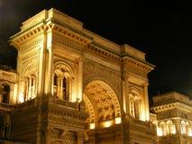 vittorio galleria του Emanuele στοκ φωτογραφίες