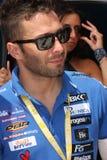 Vittorio Iannuzzo -31 na BMW S1000 RR z Grillini DENTALMATIC SBK drużyną WSBK Obraz Royalty Free