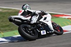 Vittorio Iannuzzo Triumph Daytona 675 Suriano Stock Images