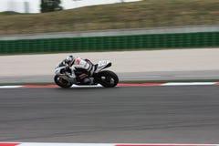 Vittorio Iannuzzo Triumph Daytona Suriano Royalty Free Stock Photography
