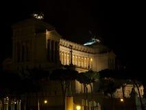 vittorio monumento του Emanuele Στοκ Φωτογραφία