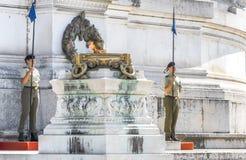 vittorio monumento emanuele стоковая фотография