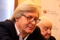 Vittorio Sgarbi Royalty Free Stock Photography