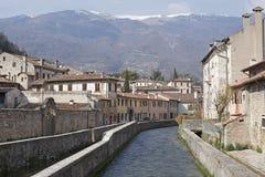 Vittorio Veneto lizenzfreies stockfoto