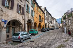 Vittorio Veneto, Italy Stock Photography
