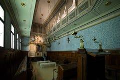 Vittorio Veneto Synagogue in Israel Museum Stock Image