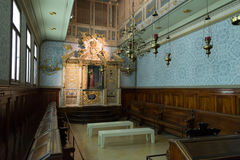 Vittorio Veneto Synagogue in Israel Museum Royalty Free Stock Images