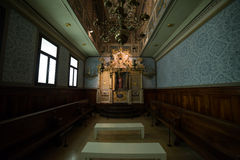 Vittorio Veneto Synagogue in Israel Museum Stock Photo
