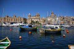 Vittoriosa Birgu royalty free stock photos