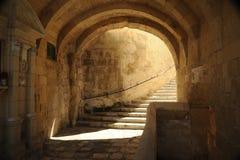 Vittoriosa forteca, Malta Zdjęcia Stock