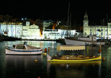 Vittoriosa harbour Royalty Free Stock Images