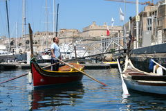 Vittoriosa, Malta Royalty Free Stock Photography