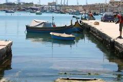 Vittoriosa, Malta Stock Image