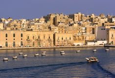 Vittoriosa, Malta Stock Photo