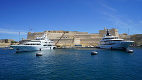 Vittoriosa, Malta Immagine Stock