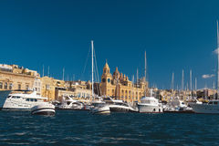 Vittoriosa royalty free stock image
