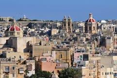 Vittoriosa, Malta islands. View of Vittoriosa, Malta islands Royalty Free Stock Image