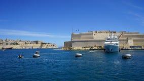 Vittoriosa, Malte image stock
