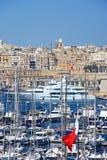 Vittoriosa marina, Malta. Stock Photography