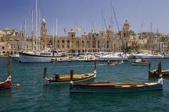Vittoriosa - Valletta - Malta Royalty Free Stock Image