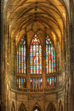 vitus του ST καθεδρικών ναών Στοκ Φωτογραφία