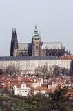 vitus de saint de cathédrale Image libre de droits